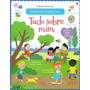 Livros Infantis Tudo Sobre Mim: Palavras E Adesivos Edit