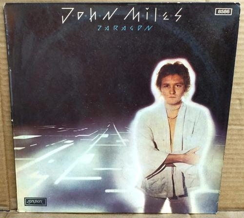 John Miles - Zaragon - Lp Vinilo Año 1978 - Alexis31