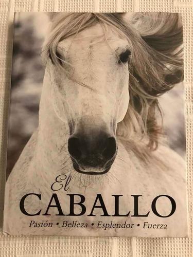Libro El Caballo Por Elaine Walker Editado Por Parragon.