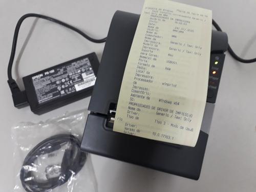 Impressora Epson Tm-t88v