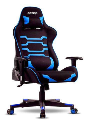 Cadeira Gamer Pctop Power Azul X-2555