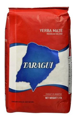 Taragui Yerba Mate Mezcla Regular Energi - kg a $60