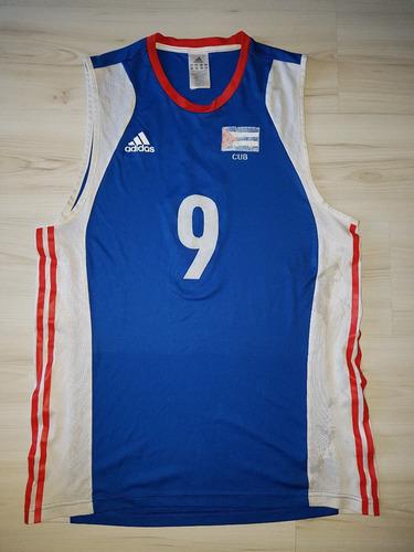 Camisa De Jogo Da Seleção De Cuba 2014 Vôlei #9 Osoria