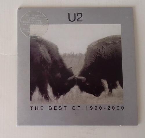 Cd Simple - U2 The Best Of 1990 - 2000