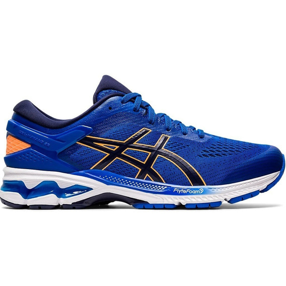Asics Zapatillas Running Hombre Gel Kayano 26 Azul