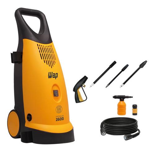 Lavadora De Alta Pressão Wap 2600 Premium 1900w 2400psi 127v
