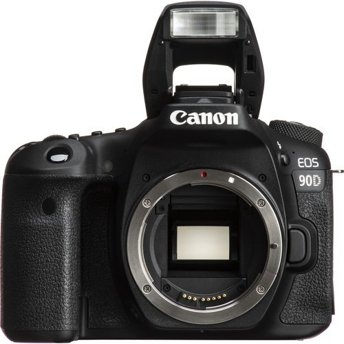 Câmera Canon Dslr Eos 90d 4k Só Corpo Loja Platinum