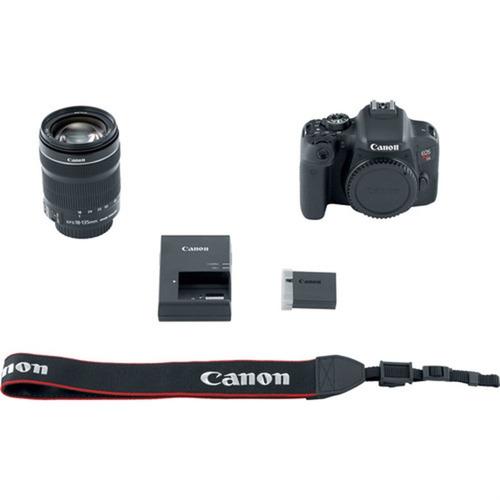 Câmera Canon T7i Wifi Kit Com 18 135mm Is Stm