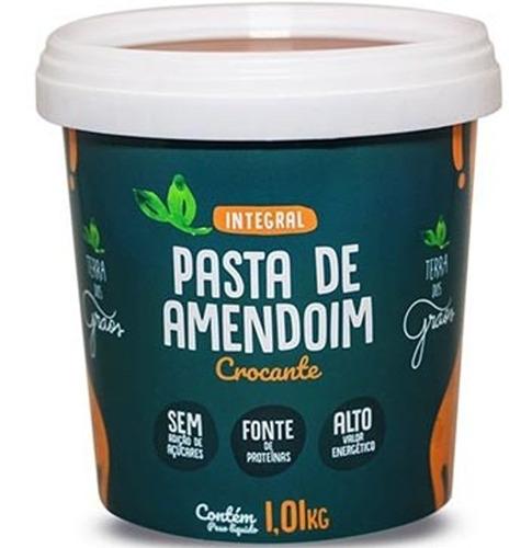 Pasta De Amendoim Tradicional Crocante 1,01kg
