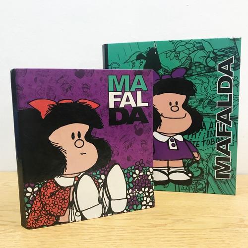 Set Carpetas Mafalda Numero 3 Y 5