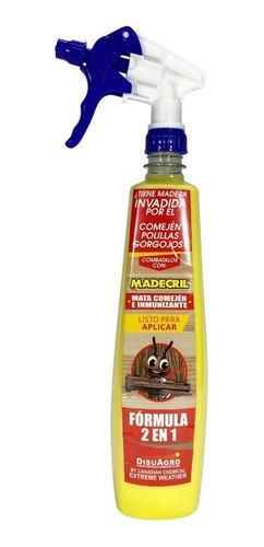 Madecril Matacomején E Inmunizante Litro - Aspersor 5 Mts