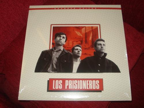 Vinilo Los Prisioneros / Grandes Exitos (nuevo Y Sellado)
