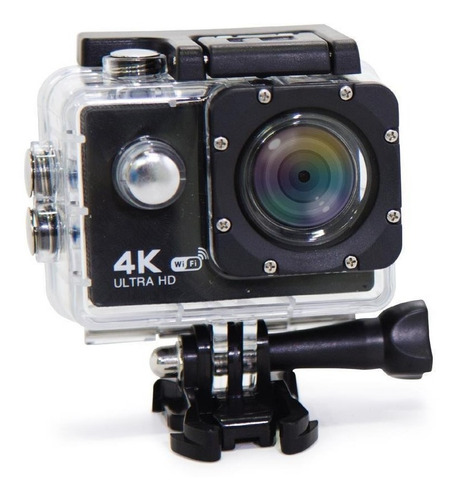 Camera Sport Wifi Go 4k Pro Filmadora Fotografica 16mp Full