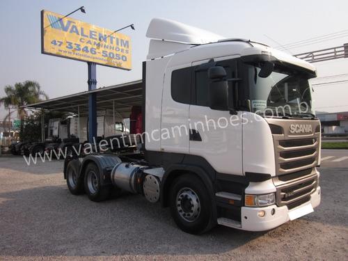 Scania R 440 Trucado 6x2 - 2017