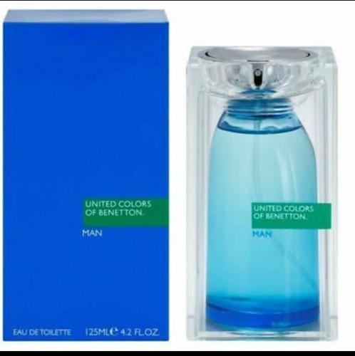 Perfume United Color Of Benetton Caballero Original