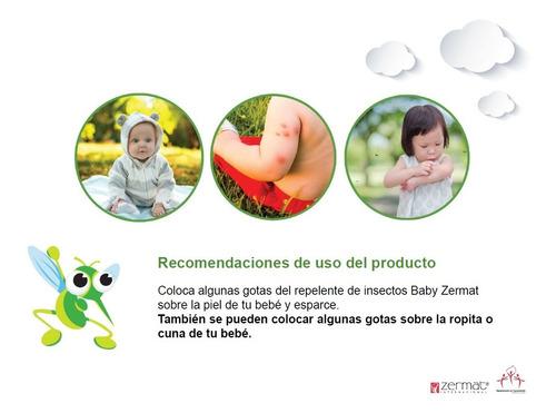 Repelente De Insectos  Baby Zermat - Ecart