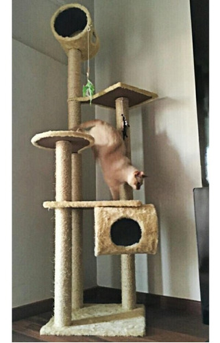 Brinquedo Gato Castelo Gigante Retirar Empresa
