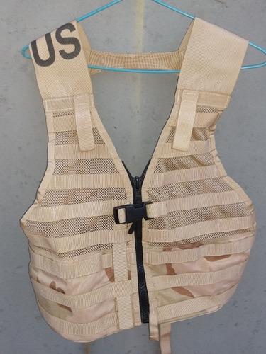 Chaleco Táctico Us Army Molle2
