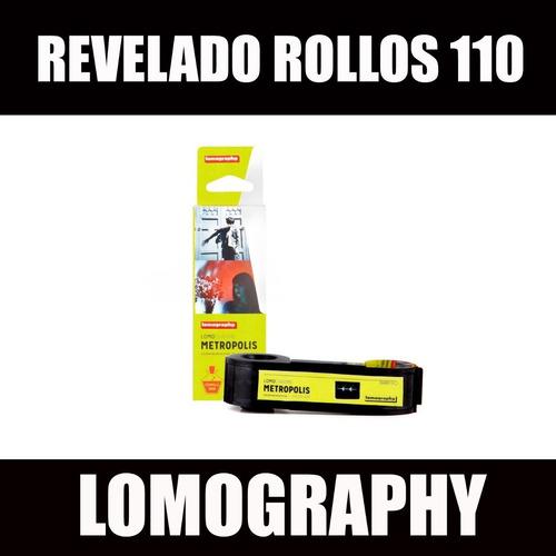 Revelado De Rollos 110mm