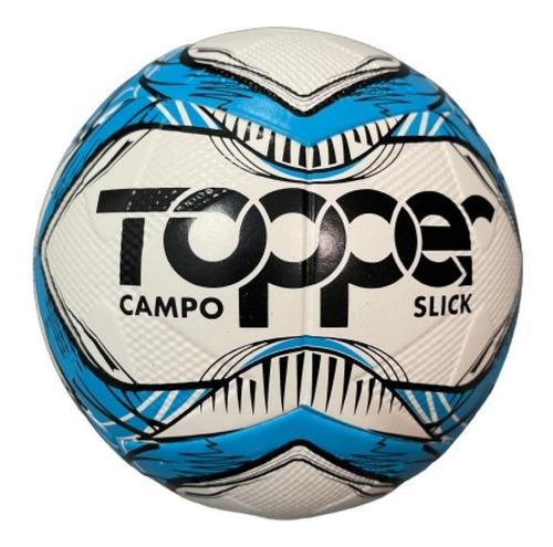 Bola Futebol Campo Oficial Topper Slick