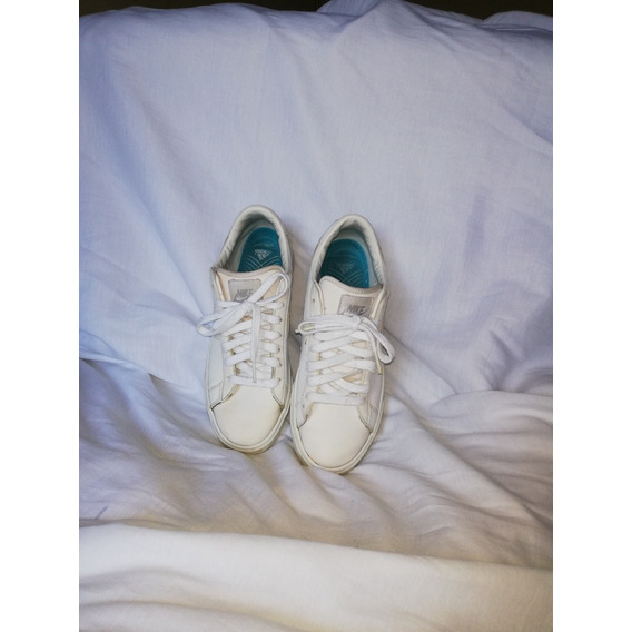 Zapatillas 8 Usa, Blanca, Mujer