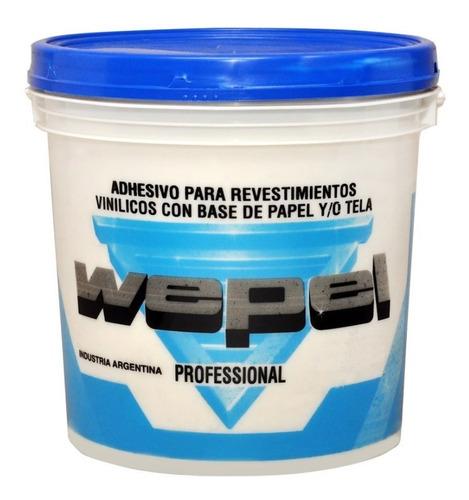 Adhesivo Wepel Para Empapelar 1k Profesional