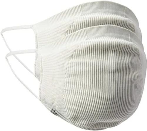 Mascara Lupo Kit 2 Proteção Fit Antimicrobial Lavável 2unid