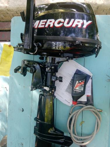 Motor Mercury 5hp.