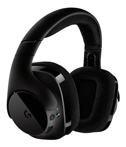 Headset Gamer Logitech G533 Wireless 7.1 Surround
