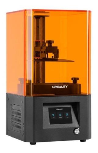 Impresora Creality 3d Ld-002r Color Orange 100v/240v Con Tecnologías De Impresión Lcd Y Sla