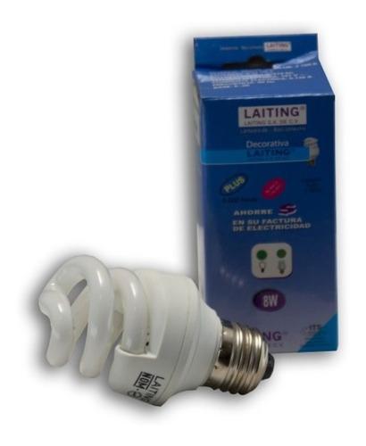 Pack of 5 Saving Spotlights 8w Laiting Warm White - Ecart
