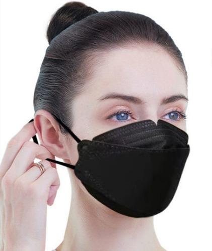 Kit 10 Máscaras Kn95 Aura Coreano Respiratória Kf4 Fda Pff2