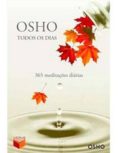 Coleção Osho Todos  Os Dias 05 Volumes