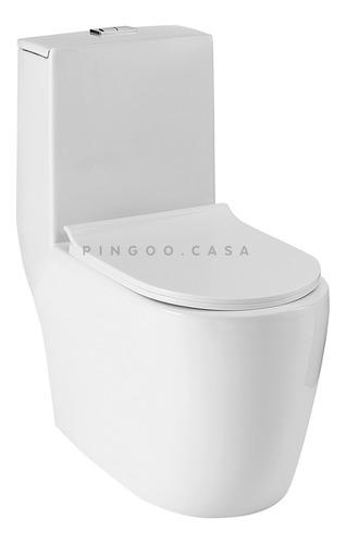Vaso Sanitário Monobloco Com Caixa Acoplada Amazonita Pingoo