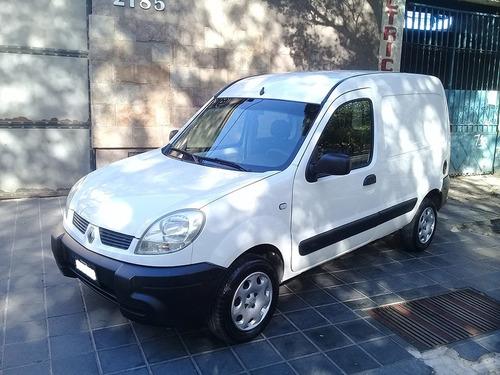 Renault Kangoo Ii Furgón Ph3 1.6 Confort 1plc / 2011 Mendoza