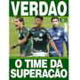 Poster Palmeiras Verdão Time Da Superação Elenco 2020 2021