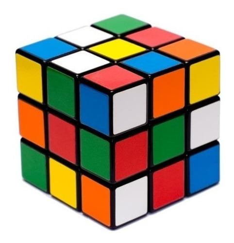 Cubo Magico 3x3 56 Mm Original Para Iniciantes
