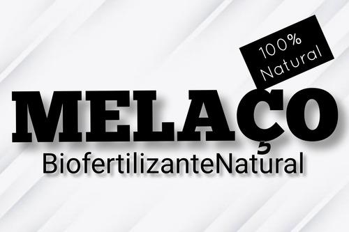 Melaço Biofertilizante Natural Para Flores E Plantas