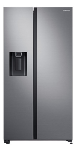 Geladeira Inverter Frost Free Samsung Side By Side 617l Inox