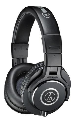 Auriculares Audio-technica M-series Ath-m40x Negro