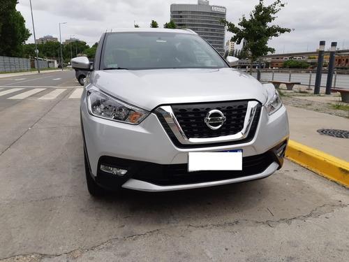Nissan Kicks Exclusive Cvt 2018