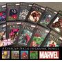 Coleção Completa Gn Marvel Salvat Capa Preta (120 Eds.)