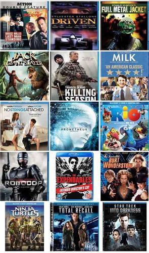 Película En Formato Blu Ray A Sólo $11.900