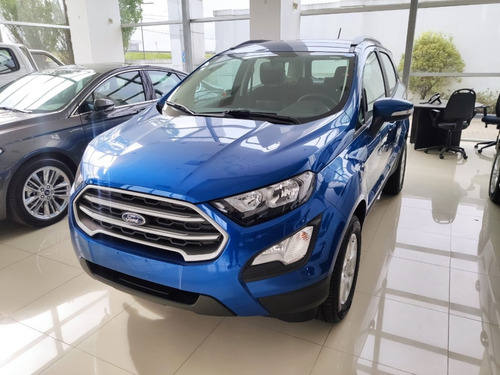 Ecosport Se 80/20 Ford 2021 Plan De Ahorro