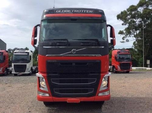 Volvo Fh 540 (entrada+parcelas) 6x4 2020/2021  0km