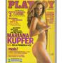 Mariana Kupfer Na Revista Playboy N° 320365 Jfsc