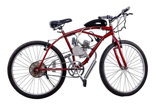 Bicicleta Ciclomotor Bicicleta Con Motor 2 Tiempos