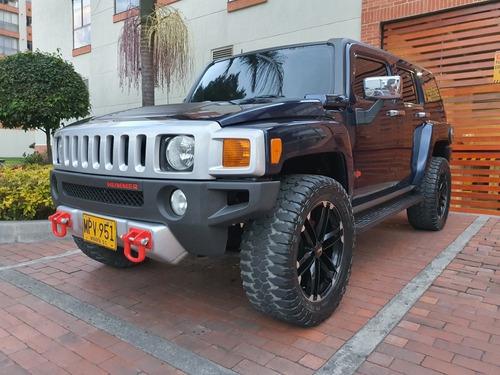 Hummer H3 2008 3.7l Lux
