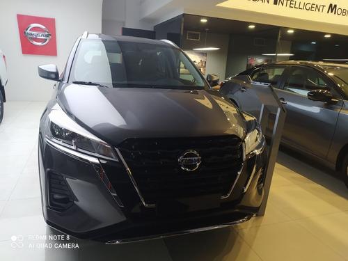 Nissan Kicks Advance Cvt Entrega Inmediata En Stock