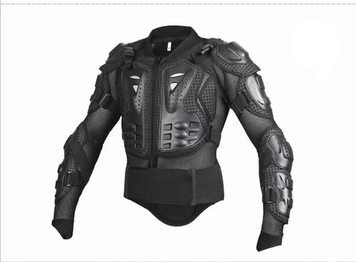 Armadura Protetora Motociclismo Jaqueta Trilha Motocross